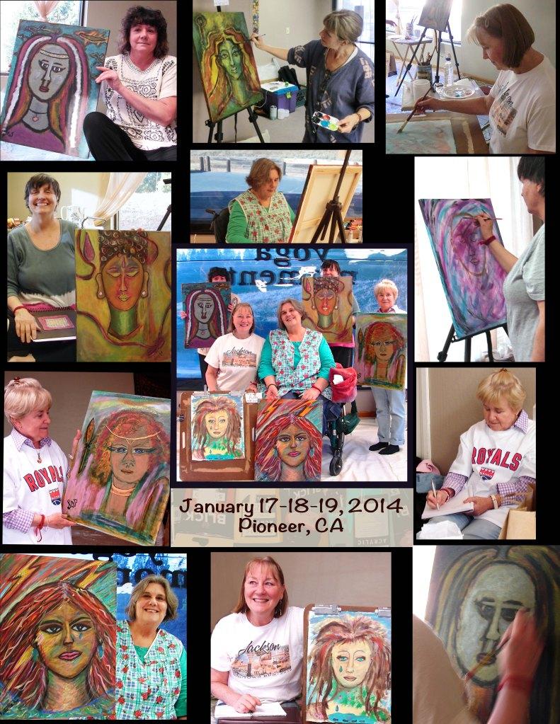 CoW Buckhorn Jan 2014 Collage