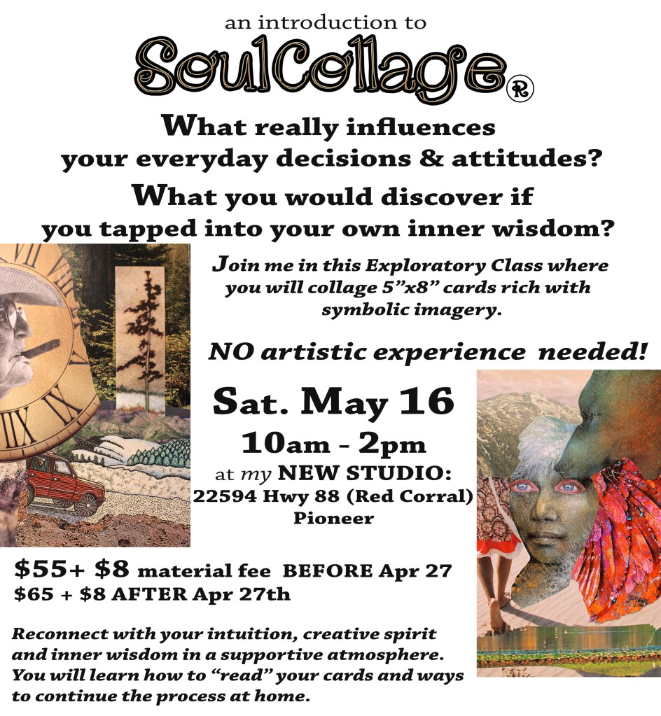 SoulCollage MAILCHIMP version