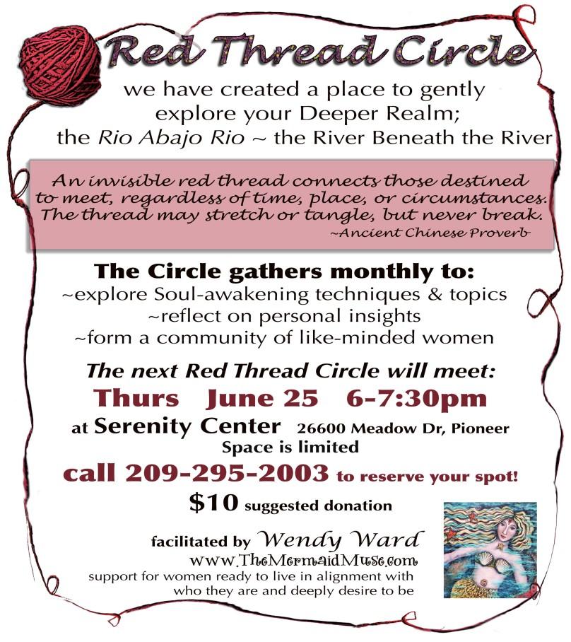 FB Red Thread Announcement