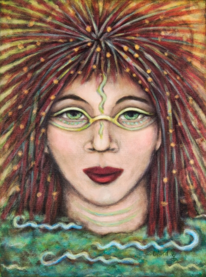 """Phyllis"" dove deep into the sea and swam with the Mermaids. She now sees things with new eyes."