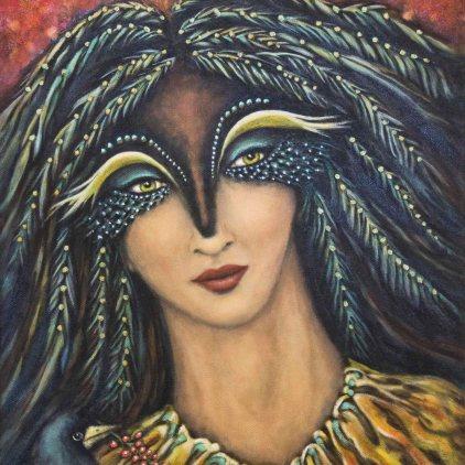 """Raven"" is a Mystical Healer."